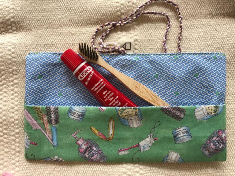 Blog#4 Zahnbürstentäschchen